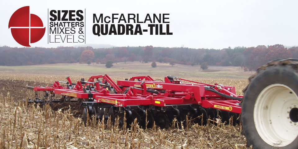 The fall tillage tool you have been waiting for.